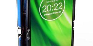 Smartphone Pliable Moto RAZR 2019