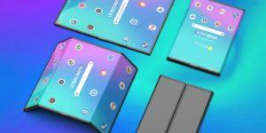 concept smartphone pliable xiaomi