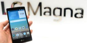 smartphone pliable lg - pas d'annonce au MWC 2019