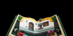 Lego fold - smartphone pliable
