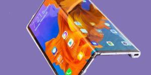 smartphone écran flex